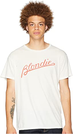 Black Label Vintage Distressed Blondie Tee
