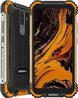 DOOGEE S58 Pro (2020) Outdoor Smartphone zonder contract Speciale beschermingshoek 6GB RAM 64GB ROM 5,71 inch FHD+ 16MP+16...