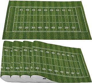 Best football field placemats Reviews