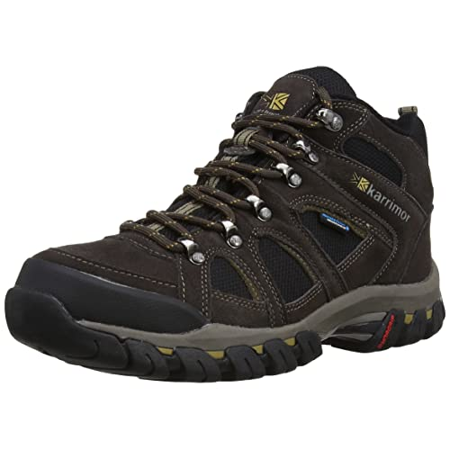 KARRIMOR BODMIN MID IV WEATHERTITE MEN/'S WALKING BOOTS SIZE UK 6.5