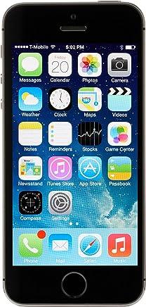 Apple iPhone 5S, gsm Desbloqueado, 32 GB - Gris Espacial (reacondicionado)