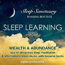 Wealth & Abundance, Law of Attraction Sleep Learning: Deep Meditation & Affirmations Sleep Music With Binaural Beats