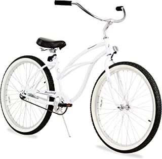 Best womens white beach cruiser Reviews