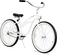 cruiser bike white