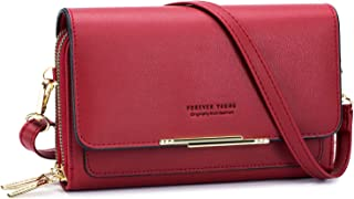 Small Crossbody Bag for Women,Shoulder Handbags Clutch Cellphone Wallet Purse with Credit Card Slots