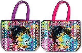 Betty Boop Einkaufstasche, Strandtasche, Schwimmtasche, PVC-Vinyl & Segeltuch, Sommertasche, Schultertasche, offizielles Lizenzprodukt