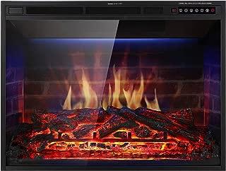 Best modern electric fireplace insert Reviews