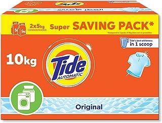 Tide Powder Detergent Box, 2X5kg - Pack of 1
