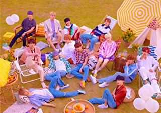 Fanstown Kpop Seventeen Poster You Made My Day 16.5 x 11.7 inch A3 Size Thicken Coated Paper (G01)