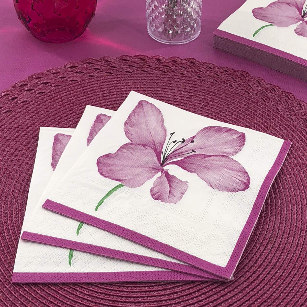 Dining Collection Lunch Napkins Vector #24 Pack of 20