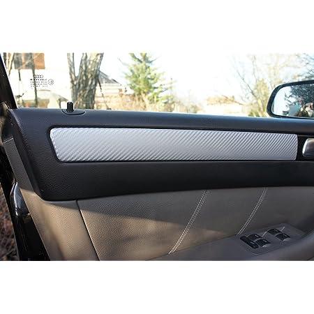 Original 3d Carbon Zierleisten Set 15 Teiliges Folienset Aus 3d Carbon Schwarz Folie Für Den Innenraum Ihres Fahrzeug Siehe Fahrzeugliste Auto