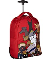 Dolce & Gabbana Kids - Wheel Suitcase