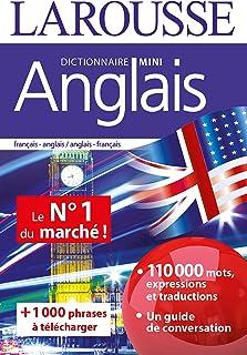 Dictionnaire mini anglais (Mini dictionnaire bilingue)
