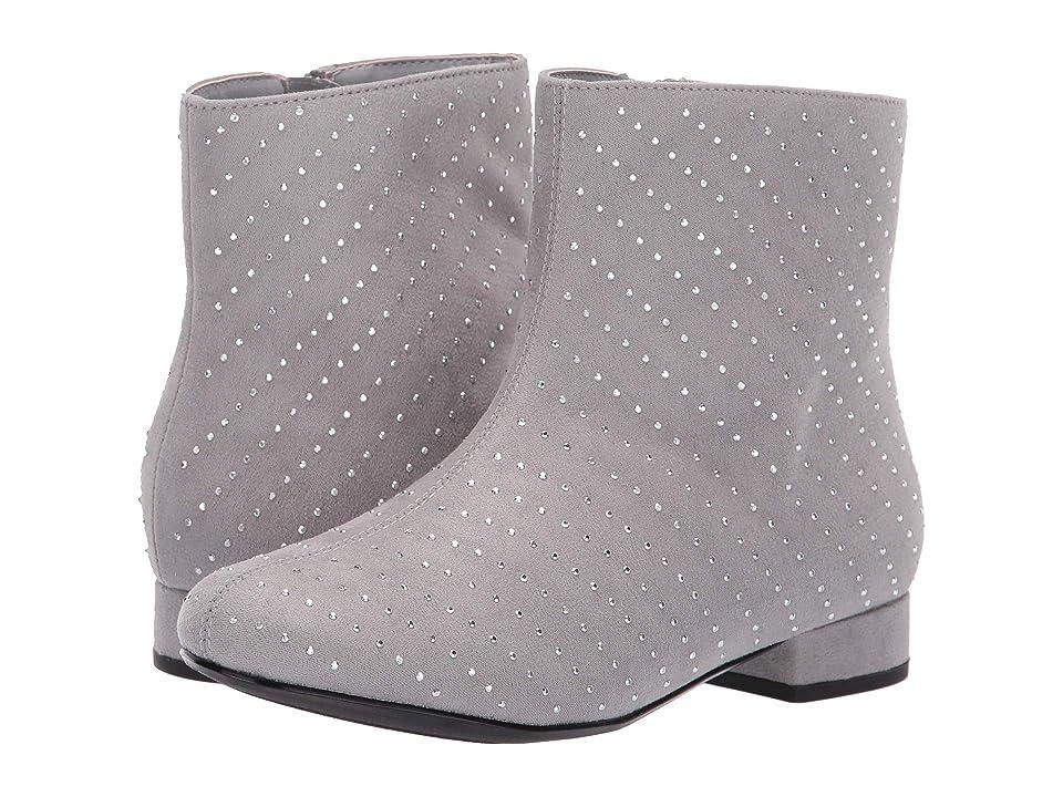 Nina Kids Peaches (Toddler/Little Kid/Big Kid) (Grey) Girls Shoes