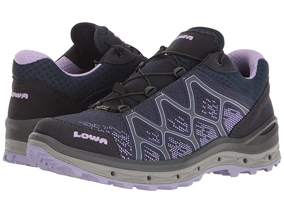 Lowa Aerox GTX Lo Surround (Navy/Lilac) Women