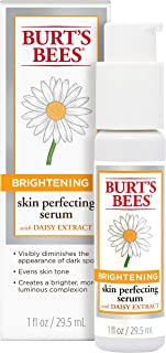burt's bees brightening before and after