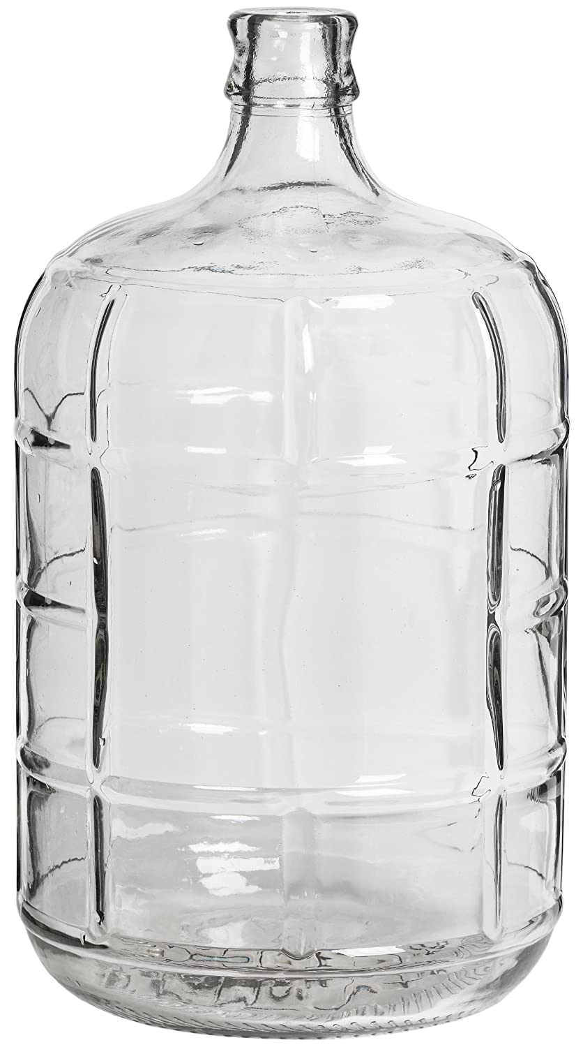 Glass Carboy Max 56% OFF 11.3 0.44-Pound Liter Cheap super special price Box