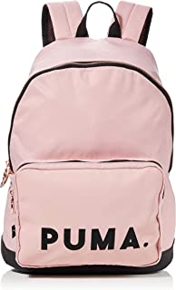 Puma Originals Backpack Trend Bridal Rose Pink Bag For Unisex, Size One Size