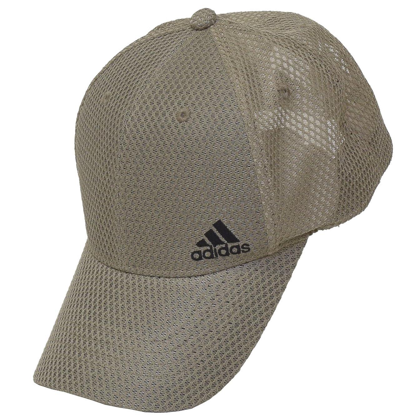 満員活発疫病アディダス(adidas) 機能素材 帽子 キャップ メンズ レディース ゴルフ メッシュキャップ スポーツ アスリート adk-100711413