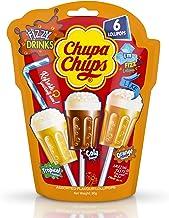 Chupa Chups 3D Fizzy Drinks Lollipops, 6 Lollipops, 90 g