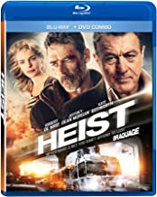 Heist (Blu-ray + DVD)