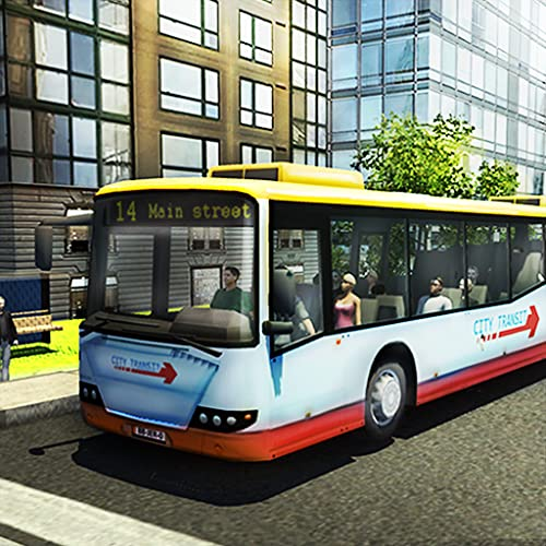 City Bus Driver 3D Simulator 2016