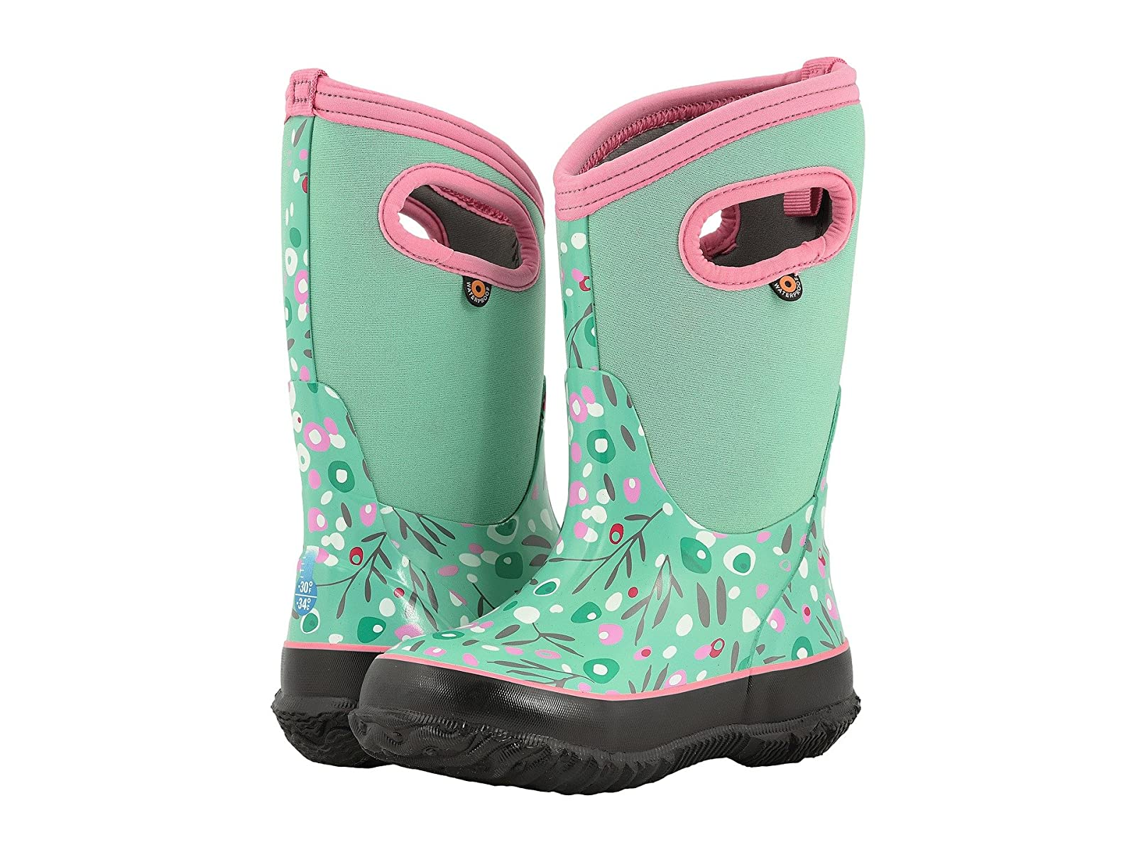 Bogs Kids Classic Cattail (Toddler/Little Kid/Big Kid)Selling fashionable and eye-catching shoes