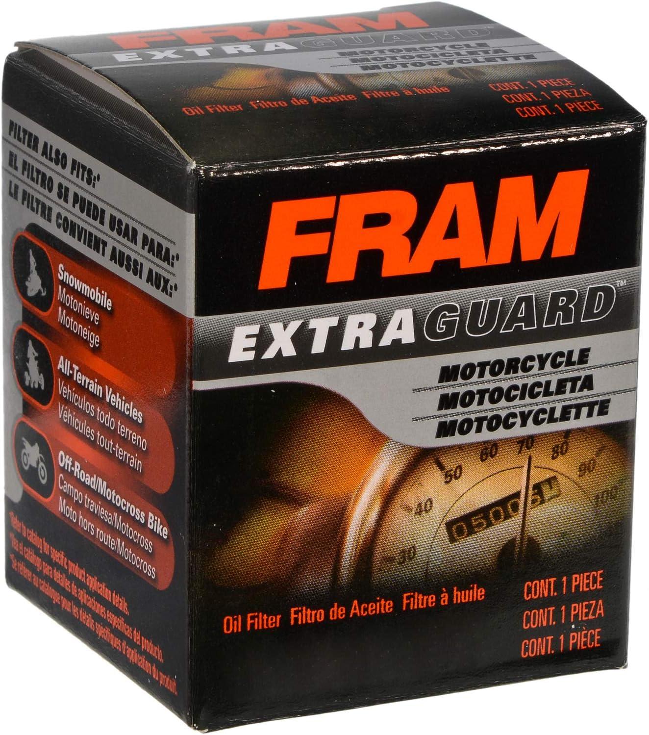 Standard Oil Filter Fram CH6009