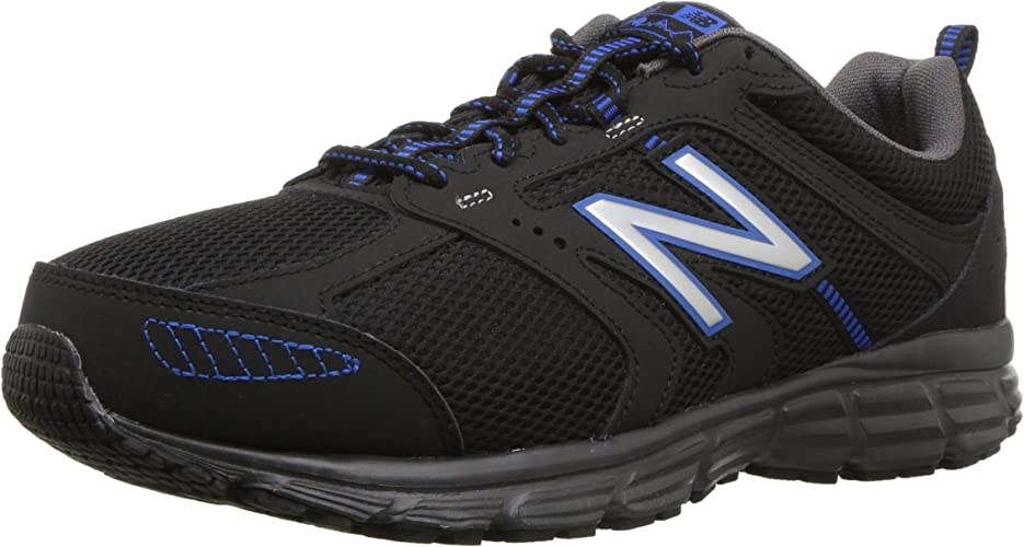 nouveau   Hommes's 430v1 FonctionneHommest chaussures, noir Magnet, 7 4E US