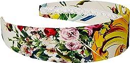 Dolce & Gabbana Kids - Maioliche Floral Headband (Little Kids/Big Kids)