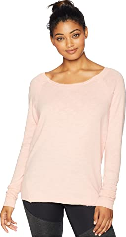 Lotus Long Sleeve Top
