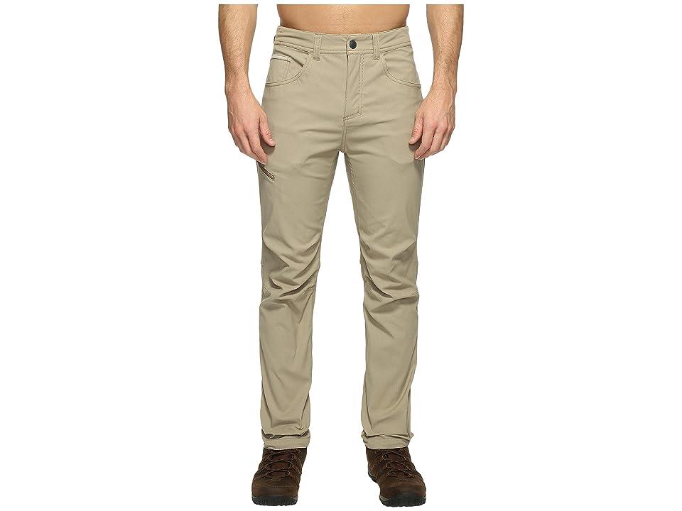 Royal Robbins Alpine Road Pants (Khaki) Men