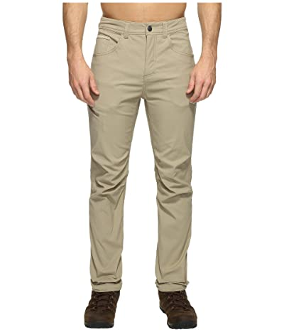 Royal Robbins Alpine Road Pants (Khaki) Men