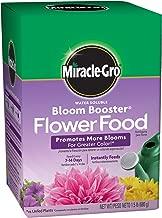 Miracle-Gro Water Soluble Bloom Booster Flower Food
