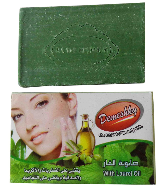 80 Dedication gm Max 76% OFF Laurel Oil Soap Acne Moisture Cleansing Anti Prob Bacteria