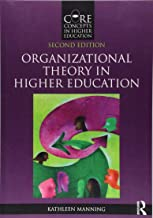 Best organizational theory in higher education Reviews