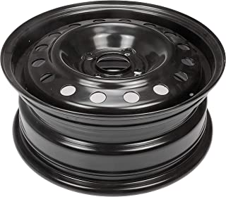 Dorman Steel Wheel with Black Painted Finish (15x6
