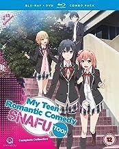 My Teen Romantic Comedy SNAFU Too! (Episodes 1-13) Blu-ray/DVD Combo