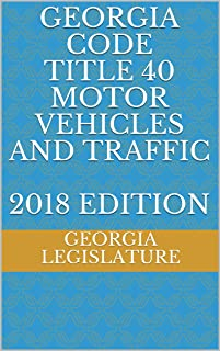 Best georgia motor vehicle code Reviews