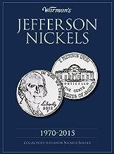 Jefferson Nickels 1970-2015: Collector's Jefferson Nickels Folder