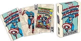 AquariusMarvel Comics Captain America Playing Cards