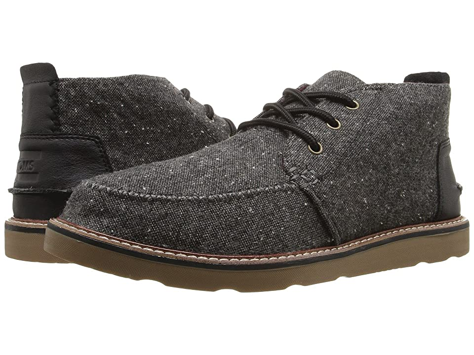 TOMS Chukka Boot (Charcoal Fleck) Men