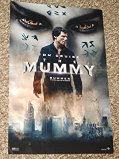 The Mummy 2017 POSTER 11x17 Inch Promo Movie Poster
