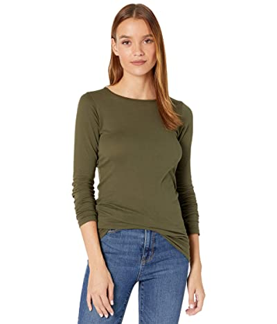 LAmade Crew Neck Tunic (Moss) Women