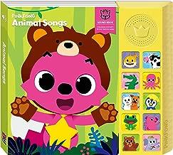 pinkfong pinkfong animal songs