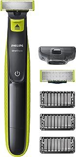 Philips QP2520/30 OneBlade - Recortador de barba, recorta,