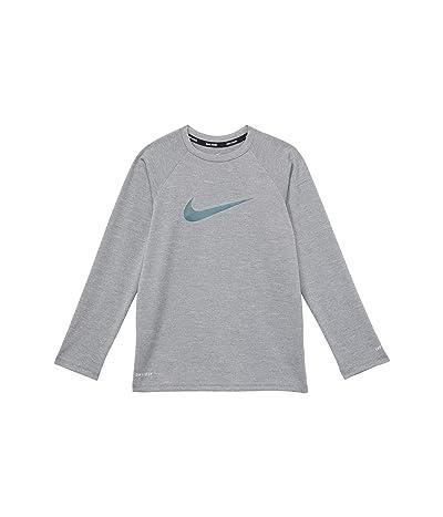 Nike Kids Long Sleeve Hydroguard (Little Kids/Big Kids)