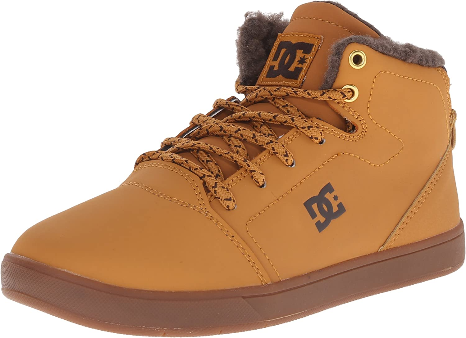 DC boys Crisis High Wnt Youth Shoes - K