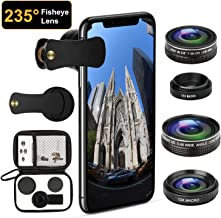 zoom lens for smartphone