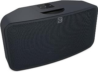 Bluesound Pulse Mini Compact Wireless Multi-Room Smart Speaker with Bluetooth - Black